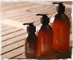 Botellas Aloe Vera Fuerteventura AbsolutAloe