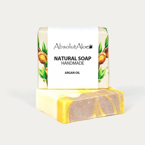 Natural Argan Oil Soap - AbsolutAloe
