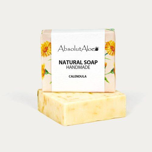 Natural Calendula Soap - AbsolutAloe