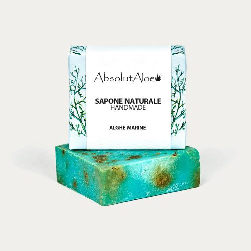 Sapone Naturale - Alghe Marine - AbsolutAloe