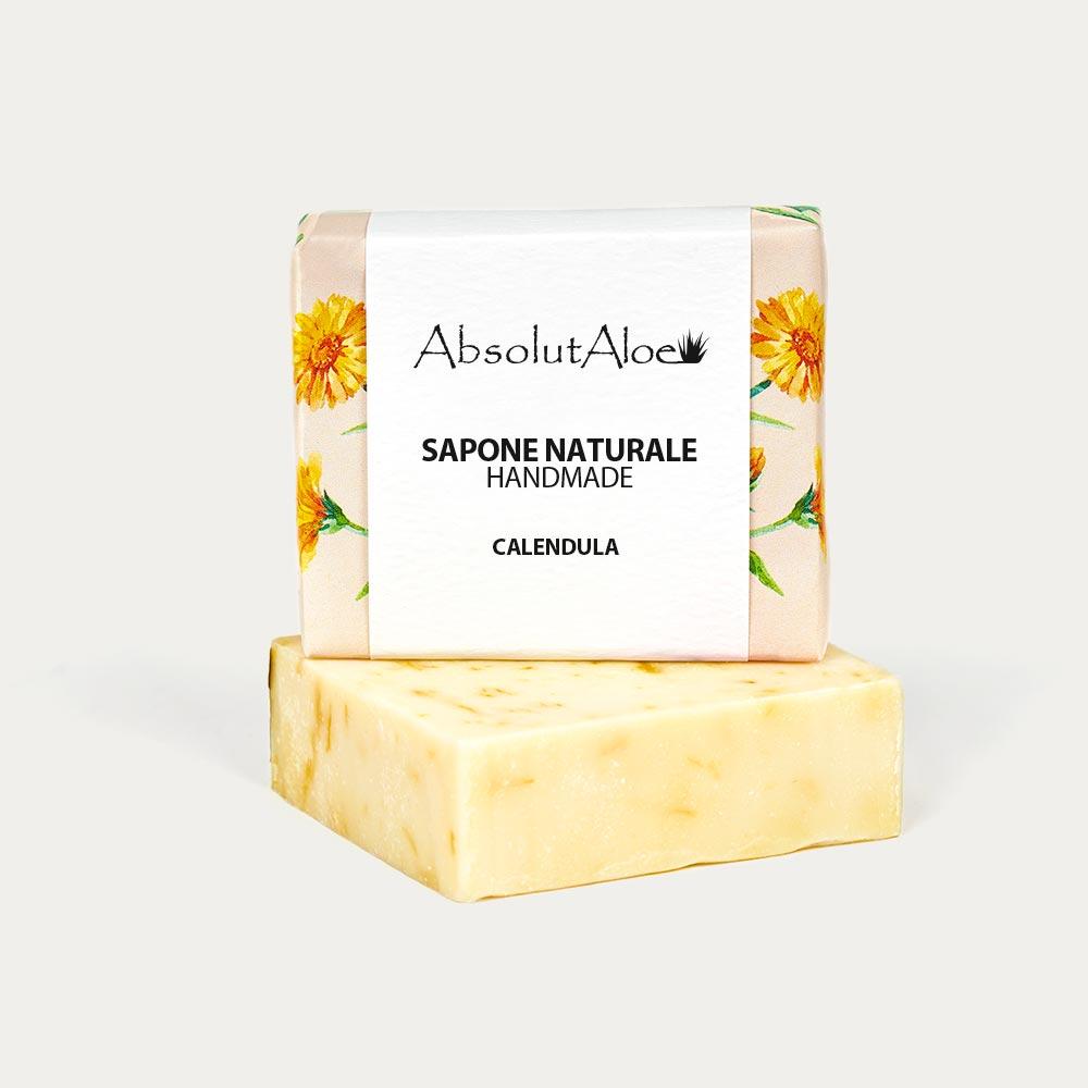 Sapone Naturale - Calendula - AbsolutAloe