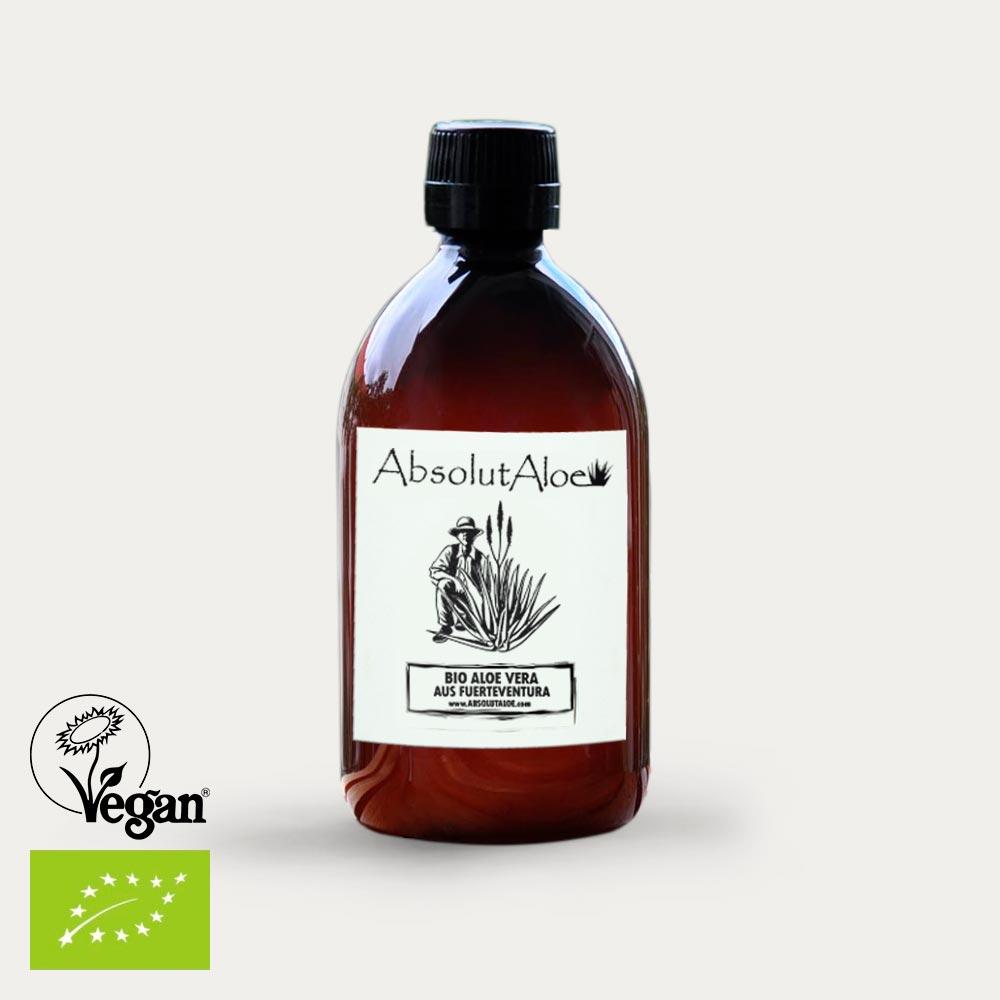 Succo di Aloe Vera Organico 500ml - AbsolutAloe